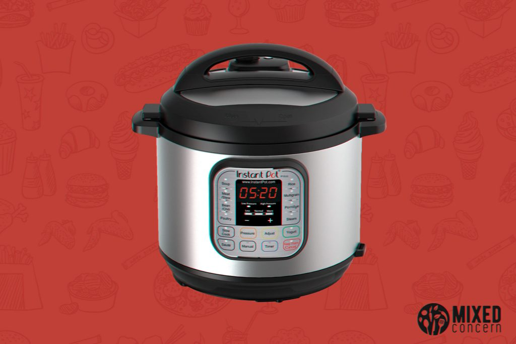 Instapot DUO60 Slow Cooker